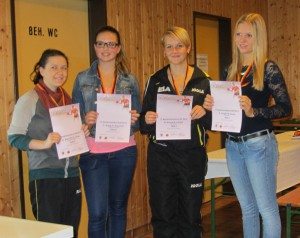 2013 10 BMS Mädchen U18 Doppel
